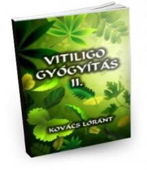 Könyv a vitiligo gyógyításának új, fantasztikus lehetőségeiről!