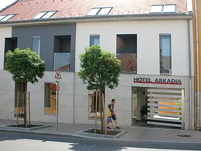 Hotel Arkadia***