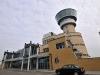 A pogányi repülőtér épülete