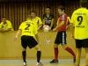 Év végi focitorna a sportcsarnokban