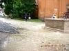 Vészhelyzet az esőzések miatt Pécsett