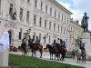 Széchenyi szobrának avatása a Kossuth téren
