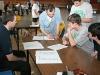 Országos Ifjúsági Katasztrófavédelmi verseny a Lauber Dezső Sportcsarnokban