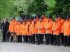 Katasztrófavédelmi bemutató a Balokányban