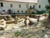 Római kori temető a Rózsakert alatt