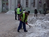 Küzd a hóval a BIOKOM