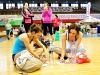 Feszes popsik és kemény bicepszek a a pécsi FittArénán a Lauber Dezső Sportcsarnokban