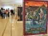 Vándorkiállítás nyílt a Kaptárban, magyar királyokat, hősöket és szenteket láthatunk