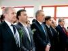 A pécsi Koch Valéria Iskolaközpont felújításának átadó ünnepsége