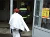 Ammónia-szvárgás: kiürítették a vásárcsarnokot