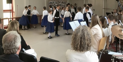 Új létesítményekkel bővült a Koch Valéria Iskolaközpont, olyan a menza, mint egy szálloda étterme