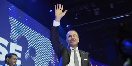 Manfred Weber lett az EPP csúcsjelöltje