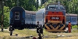 Baranyában is késéssel járnak csak a vonatok