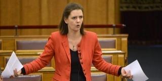 Hegedűs Lorántné is kilépett a Jobbikból és annak frakciójából