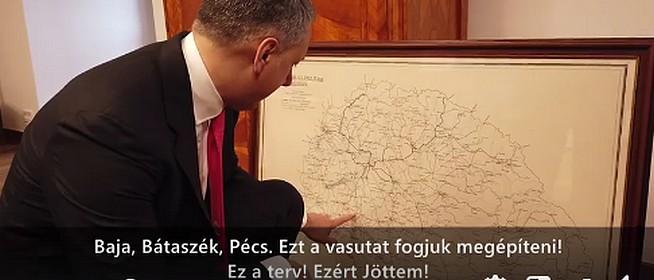 Vasúti nagykörút: Hargitai János szerint a mohácsi hídon kellene robogniuk a vonatoknak - Videó!