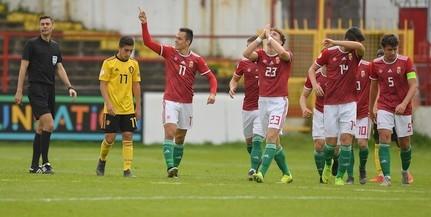 U17-es labdarúgó Eb: ötödik és kijutott a vb-re a magyar válogatott