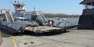 Szerdán tetőzött a Duna Mohácsnál, de már úton az újabb árhullám - Nem lesz vészes