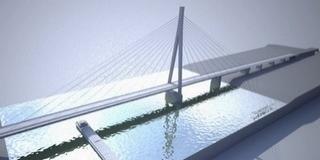 Megint egy nagy lépéssel közelebb: jövő májusra elkészülnek a mohácsi Duna-híd tervei