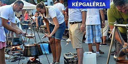 A halétkek fővárosa volt szombaton Mohács, érdeklődőkkel és illatokkal telt meg a város