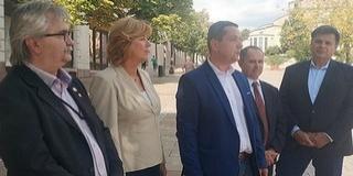 Az MSZP elnökhelyettese szerint a párt mohácsi szervezete dönt az esetleges visszalépésről