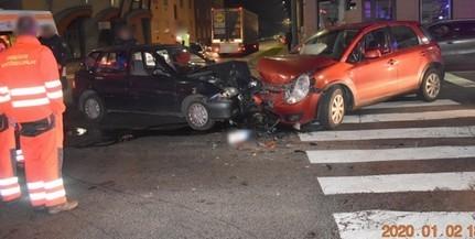 Tizenheten sérültek meg egy hét alatt a megye útjain - Két balesetet ittas sofőr okozott