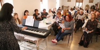 Horvát anyanyelvűek énektalálkozóját tartották Versenden