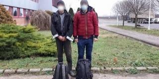 Mohácson fogtak migránsokat kedden a rendőrök