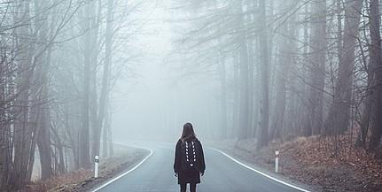 Fagyhat is éjszaka, ködös, hideg lesz a reggel