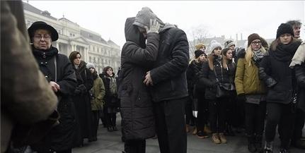 Misével emlékeztek meg a veronai baleset áldozatairól