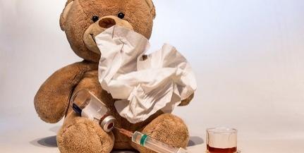 Több gyermek halt meg az amerikai influenzajárványban