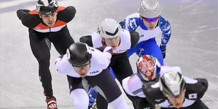 Téli olimpia - Burján Csaba sajnos nem jutott tovább
