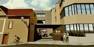 Egészségtudományi campust alakítanak ki a belvárosban a volt megyei könyvtár helyén
