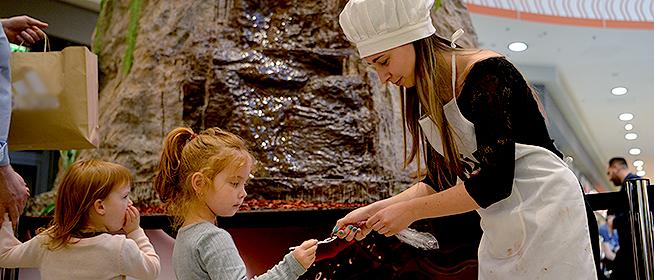 Csoki, csoda, csábítás: minden az édességről szólt hétvégén a Csokoládéfesztiválon
