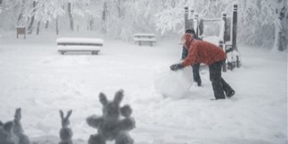 Ez még csak a kezdet: nem ette meg a kutya a telet, a hó mellé érkezik a hideg is