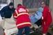 A fagyhaláltól mentettek meg egy bissei nőt a rendőrök