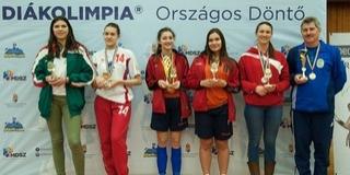 Pécsett rendezték meg a Kosárlabda B kategóriás Diákolimpia Országos Döntőjét