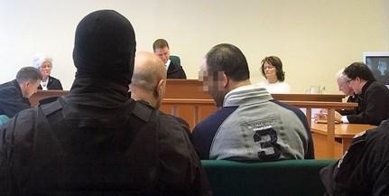 Hét évre ítélték terrorcselekményért Ahmed H.-t
