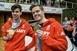 A két pécsi gyorskorcsolyázó, Knoch Viktor és Burján Csaba a világbajnokságon is bizonyítana