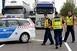 A rendőrség felfüggesztette az ellenőrzési akcióját