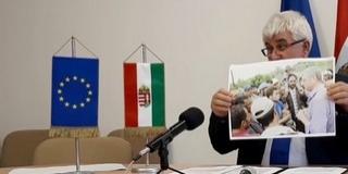 Polics József: ha a DK jelöltje nyer, ellepik a migránsok a várost - El a kezekkel Komlótól!