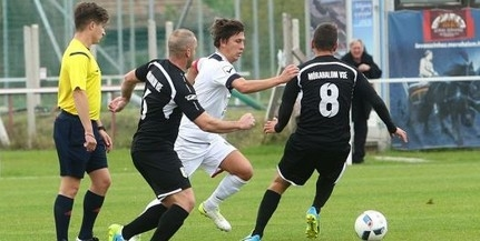 Fontos mérkőzés vár a Kozármisleny FC labdarúgóira