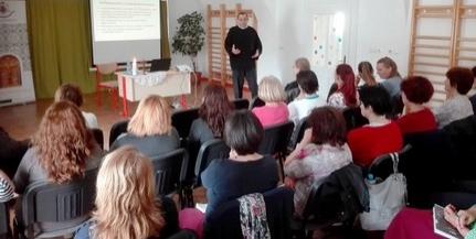 Pedagógus-továbbképzést tartottak Mohácson