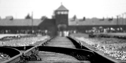 A holokauszt magyarországi áldozataira emlékeznek
