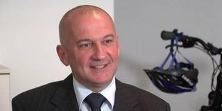 Büki András, a Pécsi Tudományegyetem professzora kapta a Markusovszky Emlékplakettet