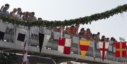 Nepomuki Szent János ünnepét tartják Mohácson