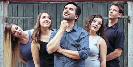Életre szóló acapella koncertélményt szerezhetnek