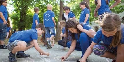 Barokk kert - nyári tábort szerveznek a gyerekeknek