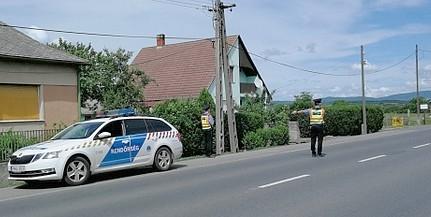 A nap száma: 2507 - Ennyi járművet ellenőriztek a zsaruk
