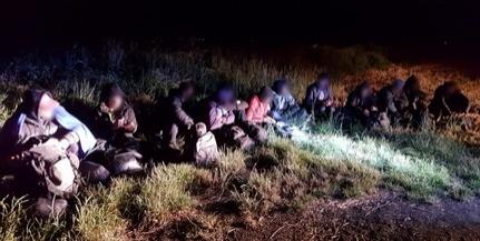 Tizenkét migráns jött volna ismét, most Sátorhelynél
