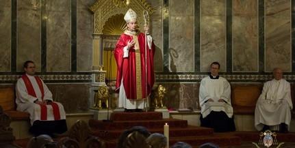 Ünnepi szentmisét tartanak a Pécsi Székesegyházban